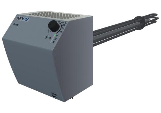 ELWA Photovoltaik Warmwasserbereitungs Gerät